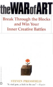 On producing creativity: The War of Art Book Review