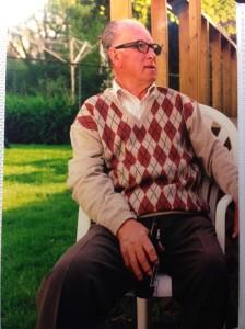 Nonno an Italian Grandfather