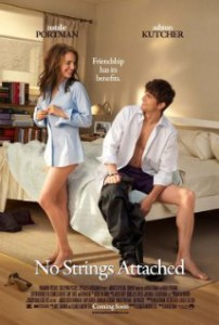 No Strings Attached starring Natalie Portman and Ashton Kutcher