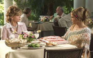 Monster-in-Law movie starring Jennifer Lopez and Jane Fonda