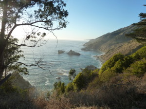 The Magic of Big Sur. Worth the headache & drugs.